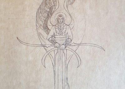 Eonwe, Messenger of the Valar