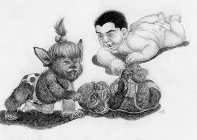 Creepy Crawlers - Original