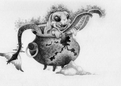 Rusty Cauldron - Original