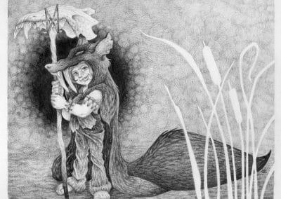 Wolf's Bane, the Littlest Werewolf Hunter - Original