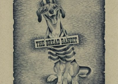 The Bread Bandit